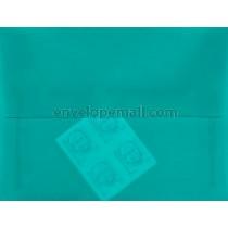 "Translucent Aqua - 4Bar  (3-5/8 x 5-1/8"") Envelope"