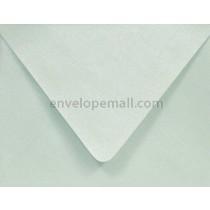 """Stardream Metallic Aquamarine Euro Flap - A2 (4-3/8 x 5-3/4"""") Envelope"""