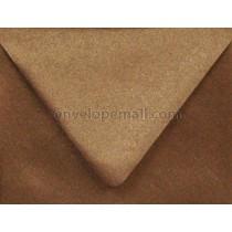 "Stardream Metallic Bronze Euro Flap - 4Bar (3-5/8 x 5-1/8"") Envelope"