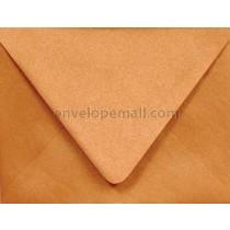 "Stardream Metallic Copper Euro Flap - 4Bar (3-5/8 x 5-1/8"") Envelope"