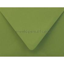"Poptone Gumdrop Green Euro Flap - A7 (5-1/4 x 7-1/4"") Envelope"