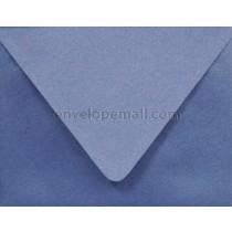 "Stardream Metallic Sapphire Euro Flap - A9 (5-3/4 x 8-3/4"") Envelope"