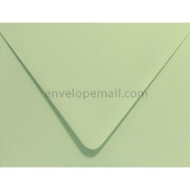 "Poptone Spearmint Euro Flap - 4Bar (3-5/8 x 5-1/8"") Envelope"