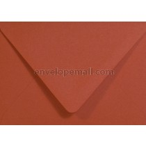 "Poptone Tangy Orange Euro Flap - 4Bar (3-5/8 x 5-1/8"") Envelope"