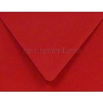 """Poptone Wild Cherry Euro Flap - A2 (4-3/8 x 5-3/4"""") Envelope"""