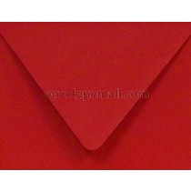 """Poptone Wild Cherry Euro Flap - A7 (5-1/4 x 7-1/4"""") Envelope"""