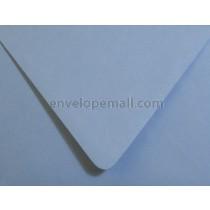 "Carnival Blue ""Euro Flap"" 3-5/8 x 5-1/8"" (4Bar) Envelope"