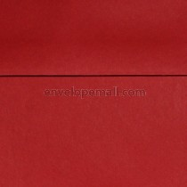 "Carnival Red 6-1/2 x 6-1/2"" (Square) Envelopes"