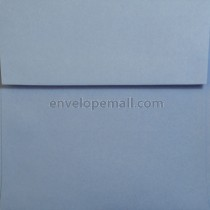 "Carnival Blue 5-1/2 x 5-1/2"" (Square) Envelope"