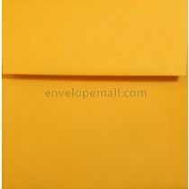 "Astrobright Galaxy Gold 5-3/4 x 5-3/4"" (Square) Envelope"