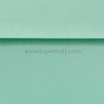 "Stardream Metallic Lagoon - Square (6-1/2 x 6-1/2"") Envelope"