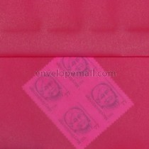 "Translucent Magenta - Square (6-1/2 x 6-1/2"") Envelope"