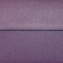 Curious Metallic Violet 6-1/2 x 6-1/2 Square Envelope