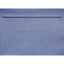 "Stardream Metallic Sapphire - Booklet 9 x 12"" Envelope"