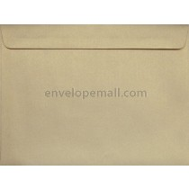 "Curious Metallic Gold Leaf - Booklet  9 x 12""  Envelope"