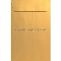 Stardream Metallic Gold 6x9 Open End Catalog Envelope