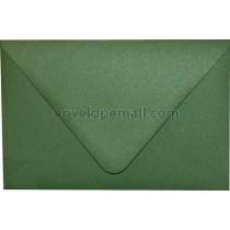 "Curious Metallic Botanic Euro Flap - 4Bar (3-5/8 x 5-1/8"")  Envelope"