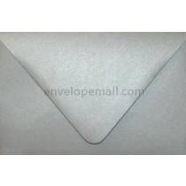 "Curious Metallic Galvanised Euro Flap - A9 (5-3/4 x 8-3/4"") Envelope"
