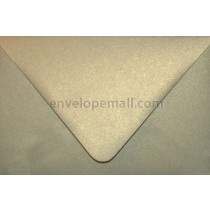 "Curious Metallic Gold Leaf Euro Flap - 4Bar (3-5/8 x 5-1/8"")  Envelope"