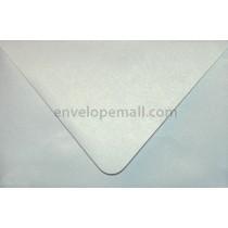 "Curious Metallic Ice Gold Euro Flap - 4Bar (3-5/8 x 5-1/8"")  Envelope"