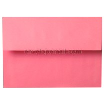 "Astrobright Pulsar Pink 4-3/8 x 5-3/4"", (A2) Envelope"