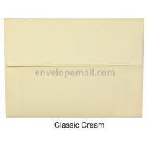 """Classic Crest Classic Cream - 4Bar (3-5/8 x 5-1/8"""") Envelope"""