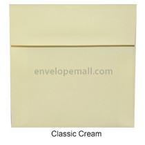 "Classic Crest Classic Cream - Square (6-1/2 x 6-1/2"") Envelope 100 Pack"