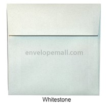 "Classic Crest Whitestone - Square (5-1/2 x 5-1/2"") Envelope 100 Pack"