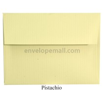 "Classic Columns Pistashio - 4Bar (3-5/8 x 5-1/8"") Envelope"