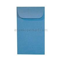 """Astrobright Celestial Blue  2-1/4 x 3-3/4"""", (Mini Open End) Envelope"""