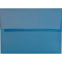 "Astrobright Celestial Blue 4-3/8 x 5-3/4"", (A2) Envelope"