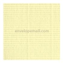 Classic Laid Baronial Ivory 5-1/2 x 5-1/2 Sq.  Envelope