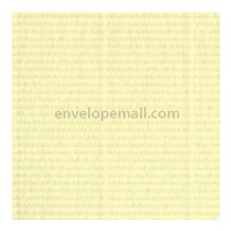 Classic Laid Baronial Ivory 6-1/2 x 6-1/2 Sq.  Envelope