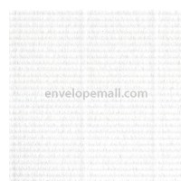 Classic Laid Solarl White 6-1/2 x 6-1/2 Sq.  Envelope
