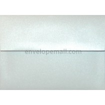 "Curious Metallics Ice Silver - A7 Outer (5-1/2 x 7-1/2"")  Envelope"