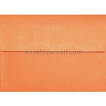 "Curious Metallic Mandarin - A2 (4-3/8 x 5-3/4"")  Envelope"