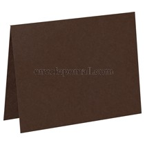 """Carnival Coco 80 lb Cover -  4 Bar Folded Card 3-1/2 x 4-7/8"""" 100 Pack"""