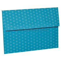 "Dotted Washi Blue - A2 (4-3/8 x 5-3/4"") Envelope 100 Pack"