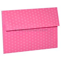 "Dotted Washi Pink - A2 (4-3/8 x 5-3/4"") Envelope 100 Pack"