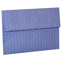 """Dotted Washi Violet - A2 (4-3/8 x 5-3/4"""") Envelope 100 Pack"""