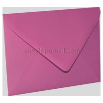 "Eames Furniture India Pink Euro Flap - 4Bar (3-5/8 x 5-1/8"") Envelope"