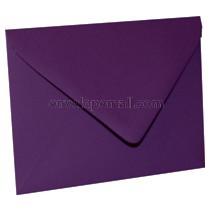 "Eames Furniture Kaleidoscope Purple Euro Flap - A7 (5-1/4 x 7-1/4"") Envelope"