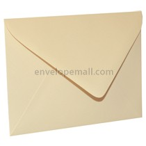 "Eames Furniture Natural White Euro Flap - A7 (5-1/4 x 7-1/4"") Envelope"