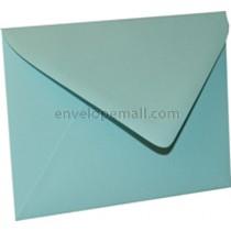 "Eames Furniture Pacific Blue Euro Flap - 4Bar (3-5/8 x 5-1/8"") Envelope"