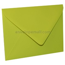 "Eames Furniture Tivoli Green Euro Flap - 4Bar (3-5/8 x 5-1/8"") Envelope"