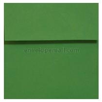 "Astrobright Gamma Green 5-1/2 x 5-1/2"" (Square) Envelope"