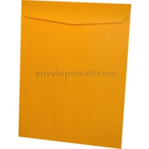 "Astrobright Galaxy Gold 10x13"" (Catalog) Envelope"