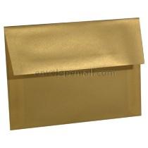 "Translucent Gold Dust - 4Bar  (3-5/8 x 5-1/8"") Envelope"