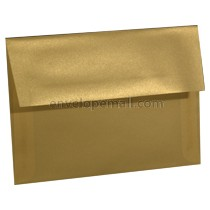 "Translucent Gold Dust - Booklet (6 x 9"") Envelope"
