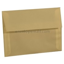 "Translucent Ivory - A2 (4-3/8 x 5-3/4"") Envelope"
